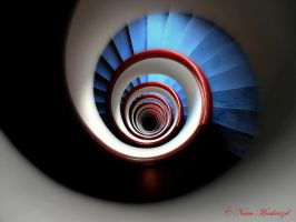 Spiral by Naim-Moukarzel