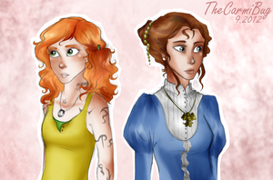 Necklaces by TheCarmiBug