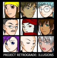 Project Retrograde: Illusions by Kyuuen