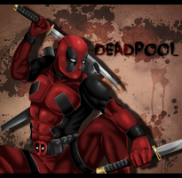 DEADPOOL by xxMoonwish