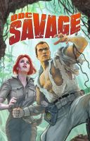 doc savage by strib