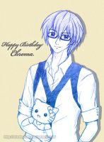 PN: Happy (Super Late) Birthday Chroma by winds66