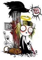 Lenore by Lilyfer