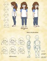 """""""Ashlynn"""" Character Design by icarus-victorious"""