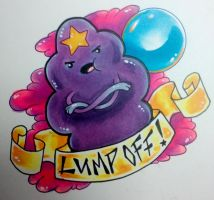 101b Trouble in Lumpy Space by CleverAvian
