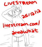 LIVESTREAM ON! by Palindromee