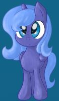 Woona will Stare into your SOUL by springveil