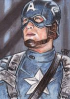 Captain America PSC by tdastick