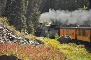 Steaming to Silverton by lookbeyond06