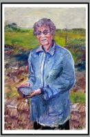 PEG MONAHAN in County Clare by NCMALLORY