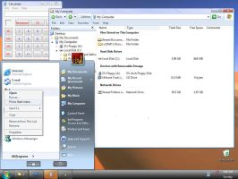 Windows Seven by windowsx