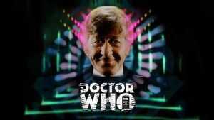 50th Anniversary Jon Pertwee Wallpaper (Ver. 1) by theDoctorWHO2