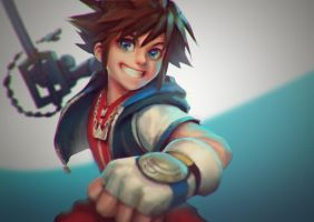 Sora by WhiteLeyth