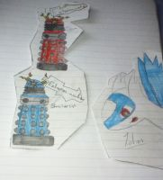 Latios and the daleks by latios-and-latias