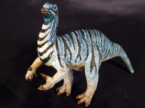 Iguanodon (4 of 4) by Lithographica