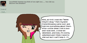 ~Questions~ #1 ''Grasblade'' by Ayleia-The-Kitty