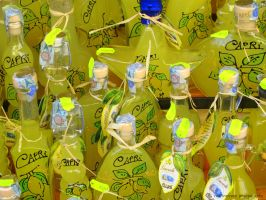 Limoncello by redfiretrees