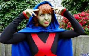 YJ: Miss Martian by ShannonAlise