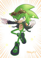 Scourge commission by RileyAV