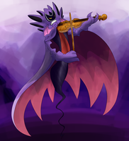 fasfasdaf 'Tasma plays his own theme loool.png by DragonArtist16