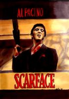 Scarface by Mangaddicted