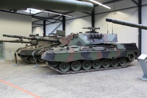Leopard 1 A3 by Liam2010
