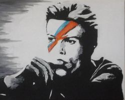 Bowie's True Colors by OShea42