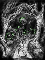Shoggoth Sees You by mr-author