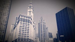 Piece of Chicago by STORMCORROSION