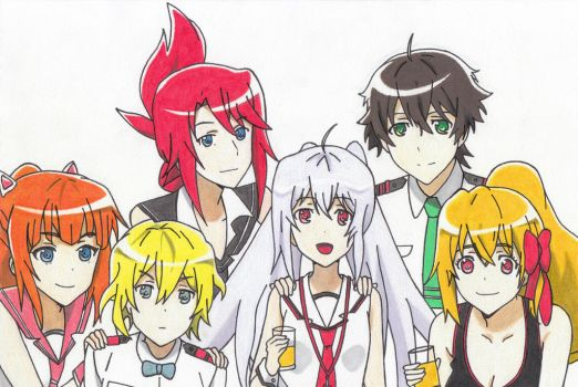 Plastic Memories by OanaChan