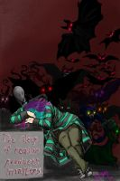 The Sleep of Reason. by IrkenVampyer777