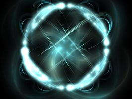 Heart of the Atom by platinummyr