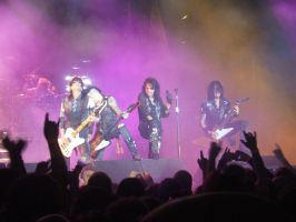 Alice Cooper Band by denialdesign