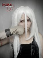 Shiro - Deadman Wonderland by Kosperro