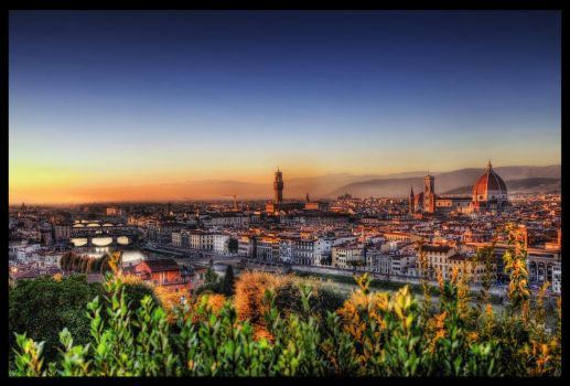 A Divine View HDR by ISIK5