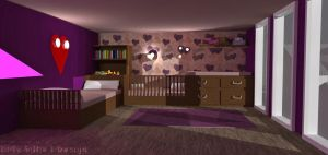 Nursery 1 by little-billie