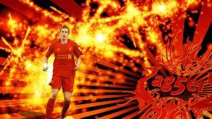 Danny Agger 2 - Staying put. by kitster29