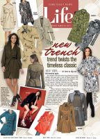 new trench trend by sercor