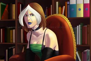 Rogue Bust by Raphaella
