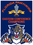 Florida Panthers Eastern Conference Banner (Old) by FJOJR