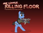 my little killing floor, pixel art by piXeLuis
