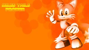 Tails Prower - Wallpaper by ShadowStyle97