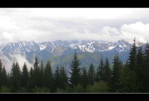Tatry Mountain by mysterious-one