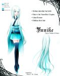 Yuuike Info Sheet by yuuike