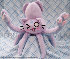 Kitsquid Plush by HappyKittyShop