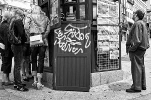 The Newsstand by NunoCanha