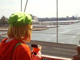 Cosplay: What a View by RitsuBel