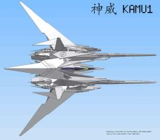KAMUI CAD screen 13 by 4-X-S