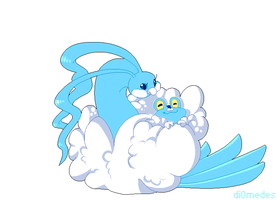 FLUFFY FRIENDS by Perahiko