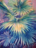 Fan Palm 2 by p-e-a-k